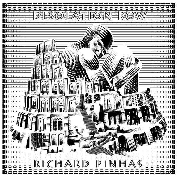 Richard Pinhas - Desolation Row (CD, Album) - NEW