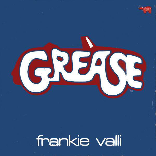 "Frankie Valli - Grease (7"", Single) - USED"