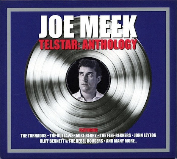 Joe Meek - Telstar: Anthology (3xCD, Comp) - NEW