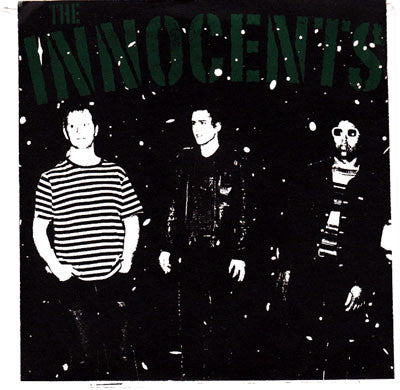 "The Innocents (8) - 1000 Years (7"", Num, Gre) - USED"