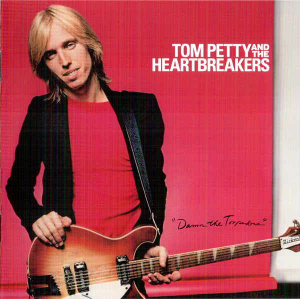 Tom Petty And The Heartbreakers - Damn The Torpedoes (CD, Album, RE, RM) - USED