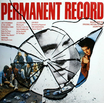 Various - Permanent Record (Music From The Original Motion Picture Soundtrack) (LP) - USED