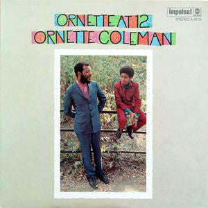 Ornette Coleman - Ornette At 12 (LP, Album, RE) - USED