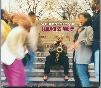 Teodross Avery - My Generation (CD, Album, Dig) - USED