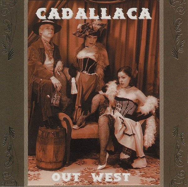 Cadallaca - Out West (CD, EP) - USED