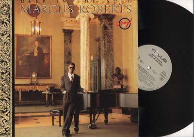 Marcus Roberts - Deep In The Shed (LP, Album) - USED