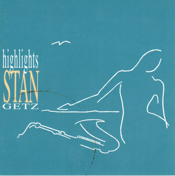 Stan Getz - Highlights (2xCD, Comp, RM) - USED