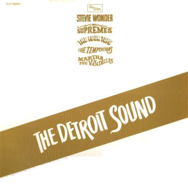 Various - The Detroit Sound (LP, Comp) - USED