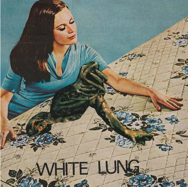 "White Lung - White Lung (7"") - USED"