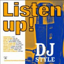 Various - Listen Up! DJ Style (LP, Comp) - NEW
