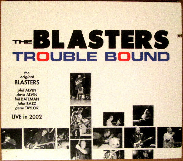 The Blasters - Trouble Bound (CD, Album) - USED