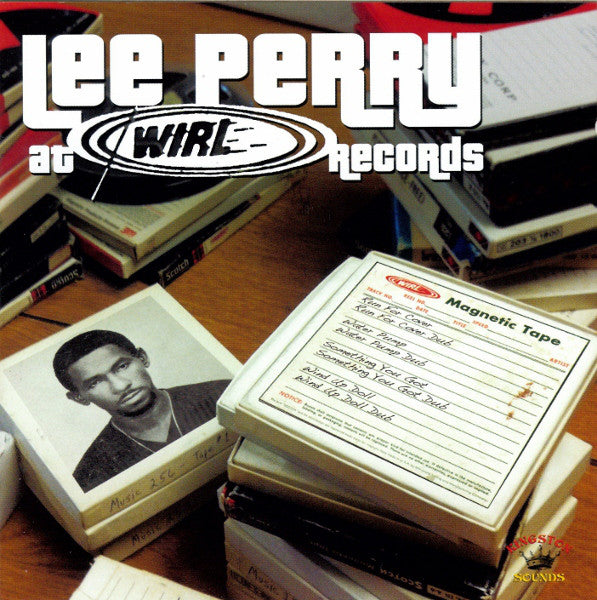Lee Perry - At WIRL Records (CD, Comp) - NEW