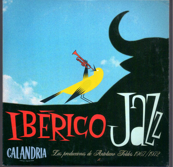 Various - Iberico Jazz (CD, Comp, Promo) - USED