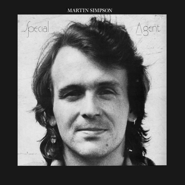 Martin Simpson - Special Agent (LP, Album) - USED