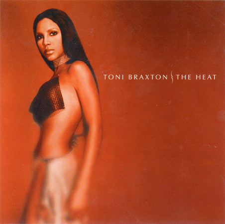 Toni Braxton - The Heat (CD, Album) - USED