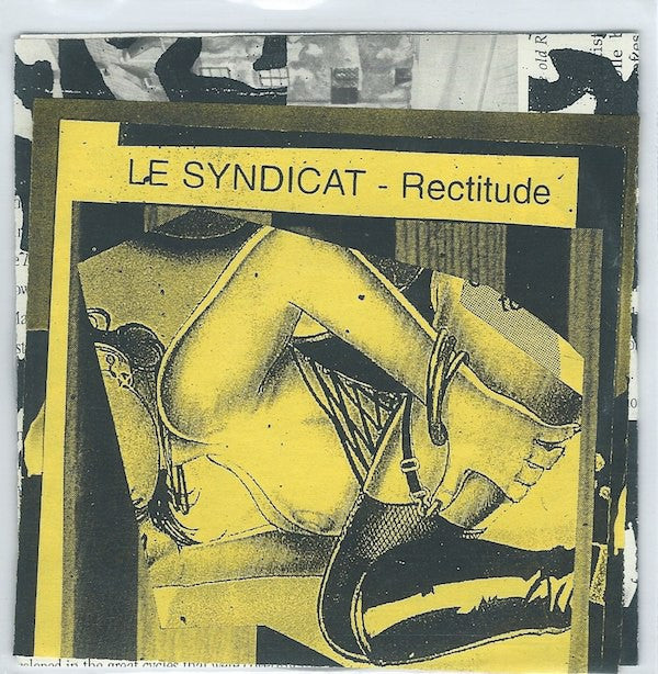 Le Syndicat - Rectitude (CD, Album, RE) - USED