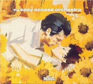 The Easy Access Orchestra - The Affair (CD, Album) - USED