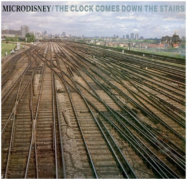 Microdisney - The Clock Comes Down The Stairs (CD, Album, RE, RM) - NEW