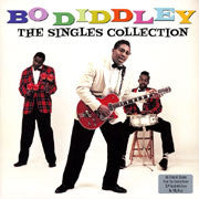 Bo Diddley - The Singles Collection (2xLP, Comp, Gat) - NEW