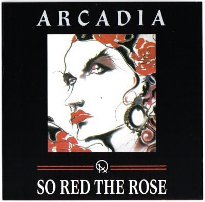 Arcadia (3) - So Red The Rose (CD, Album, RE) - USED