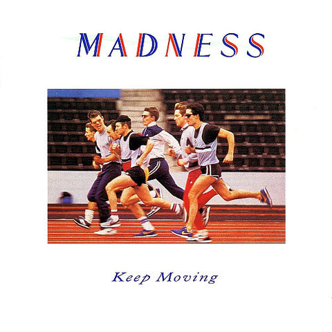 Madness - Keep Moving (LP, Album, RE, Gat) - NEW