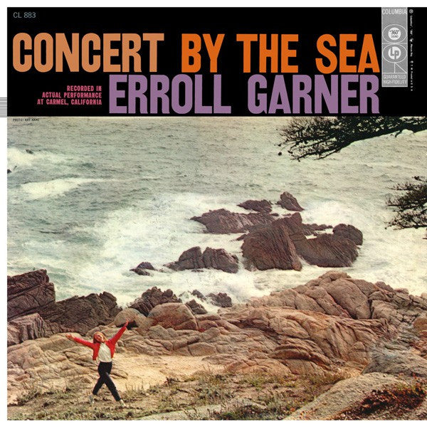 Erroll Garner - Concert By The Sea (LP, Album, Mono, Bri) - USED