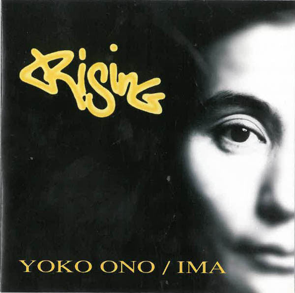 Yoko Ono / Ima (2) - Rising (CD, Album, Promo) - USED