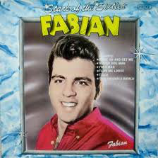 Fabian (6) - Stars Of The Sixties (LP, Comp) - USED