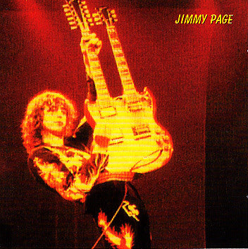 Jimmy Page - It's A Bloody Life (CD, Comp) - USED