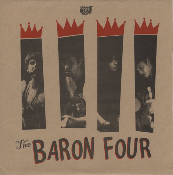 "The Baron Four - 5 To 4 / She Said Yeah (7"", Single) - USED"