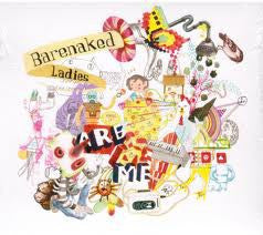 Barenaked Ladies - Barenaked Ladies Are Me (CD, Album) - USED