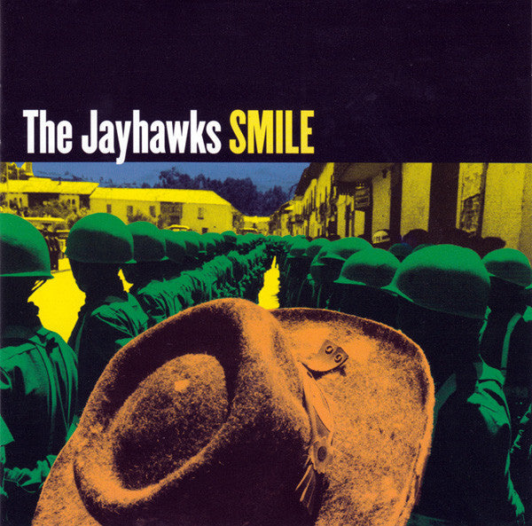 The Jayhawks - Smile (CD, Album, RE) - NEW