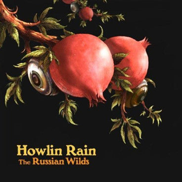 Howlin Rain - The Russian Wilds (CD, Album) - USED