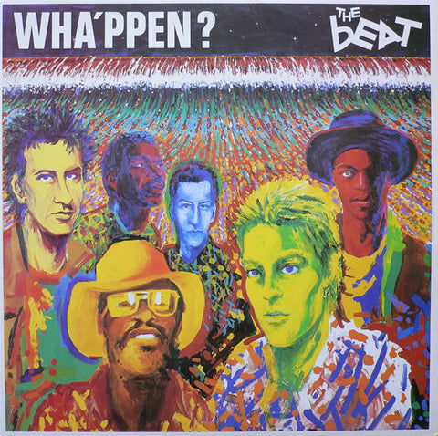 The Beat (2) - Wha'ppen? (LP, Album) - USED
