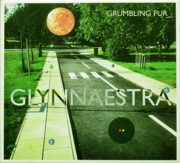 Grumbling Fur - Glynnaestra (CD, Album) - NEW
