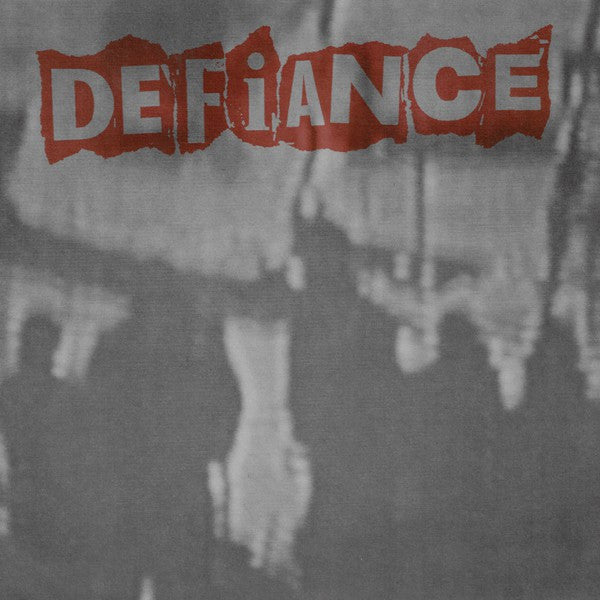 "Defiance (2) - Untitled (7"", EP) - USED"