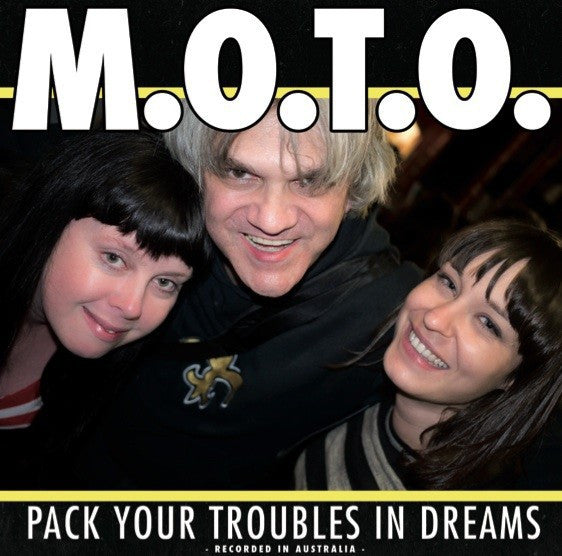 M.O.T.O. - Pack Your Troubles In Dreams (LP, Album, Gat) - NEW
