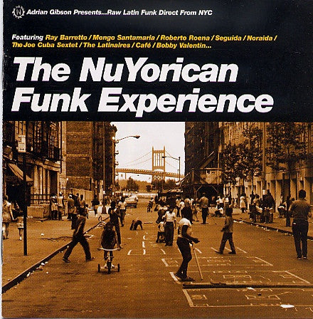 Various - The NuYorican Funk Experience (CD, Comp) - USED