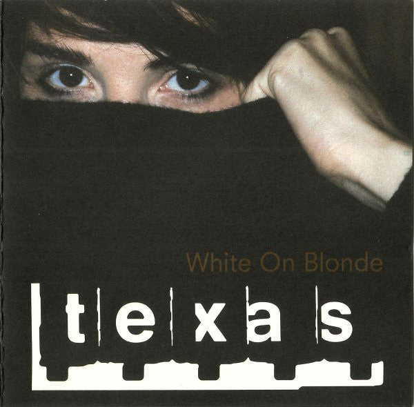 Texas - White On Blonde (CD, Album, RE) - USED
