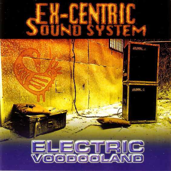 Ex-Centric Sound System - Electric Voodooland (CD, Album) - USED