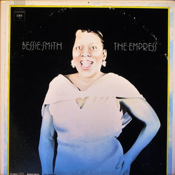 Bessie Smith - The Empress (2xLP, Comp, Mono) - USED