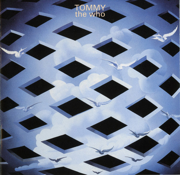 The Who - Tommy (CD, Album, RE, RM) - USED