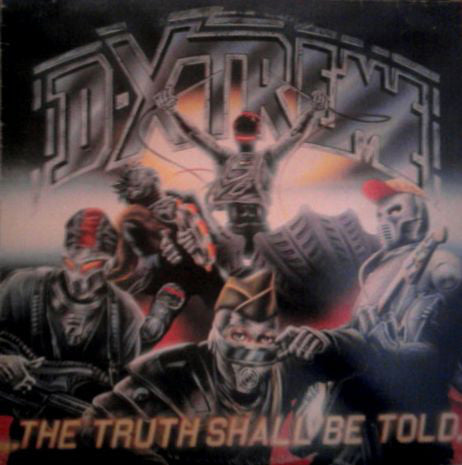 D-Xtreme (2) - The Truth Shall Be Told (LP, Album) - USED