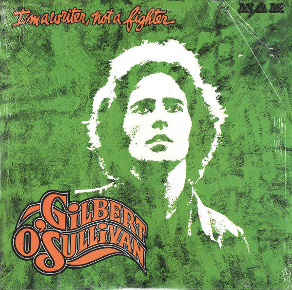 Gilbert O'Sullivan - I'm A Writer, Not A Fighter (LP, Album) - USED