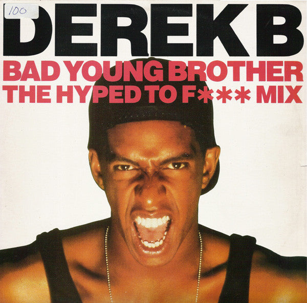 "Derek B - Bad Young Brother (12"") - USED"
