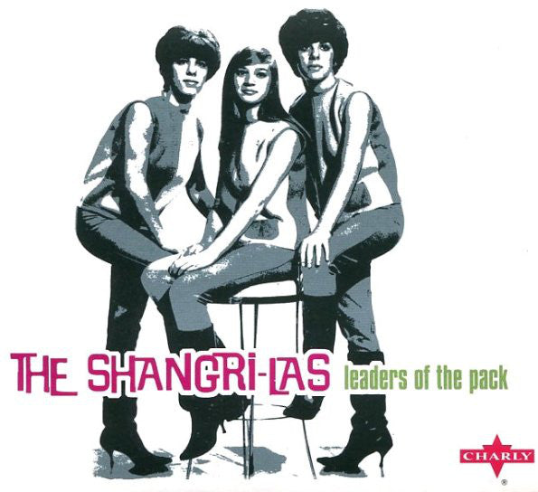 The Shangri-Las - Leaders Of The Pack (CD, Comp) - USED