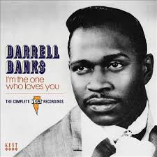Darrell Banks - I'm The One Who Loves You • The Volt Recordings (CD, Comp, Mono, RM) - USED
