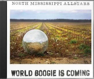 North Mississippi Allstars - World Boogie Is Coming (CD, Album) - NEW