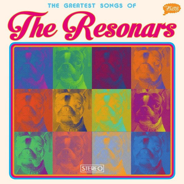 The Resonars - The Greatest Songs Of The Resonars (LP, Comp, Ltd, Col) - USED