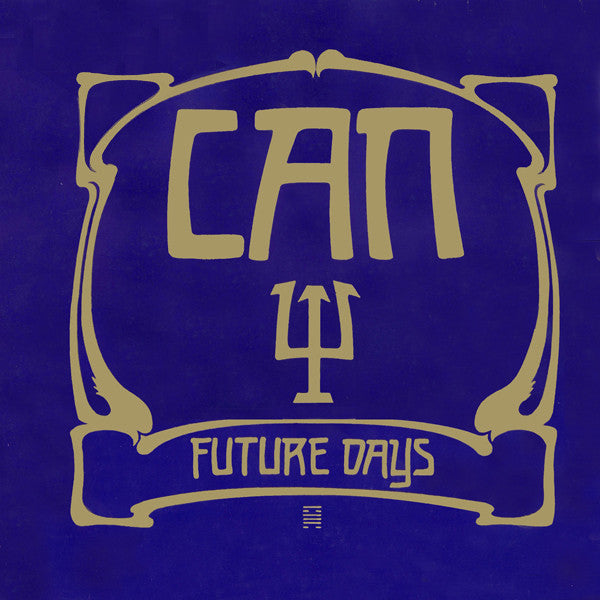 Can - Future Days (CD, Album, RE, RM) - NEW